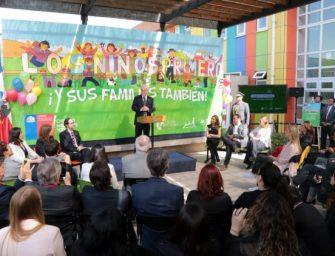 Presidente Piñera anunció que residencias del Sename flexibilizarán horarios de visitas familiares
