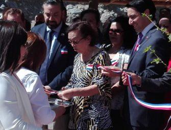 """Carmen Bou: """"Nuestra comuna crece y se desarrolla inclusiva y sosteniblemente"""""""
